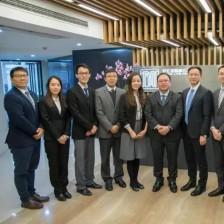 融合共赢——君伦•宏威共创专业知识产权服务团队
